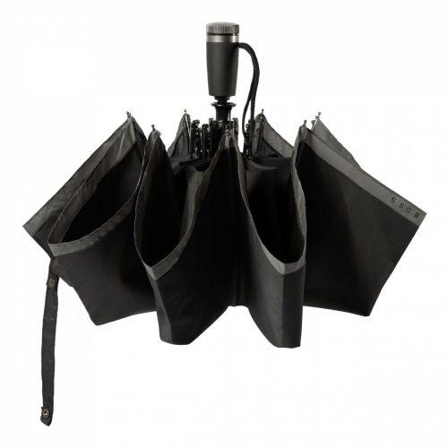 Hugo Boss Gear Black Pocket Umbrella