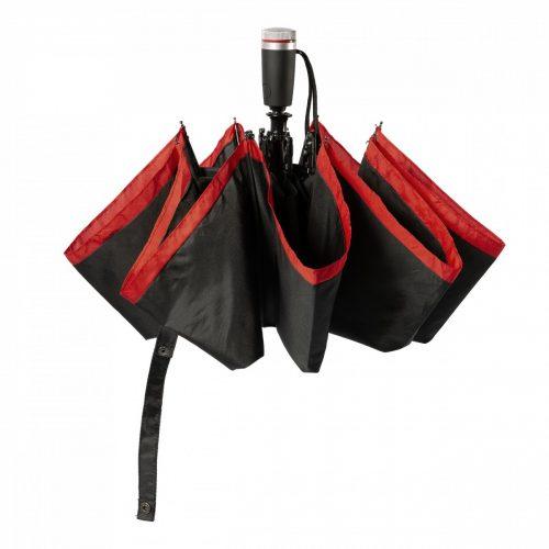 Hugo Boss Gear Red Pocket Umbrella